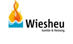 Logoentwicklung Wiesheu Haustechnik