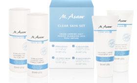"M. Asam Produktlinie ""Clear Skin"""