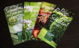 Lachenmayr Gartenbau – Werbeflyer